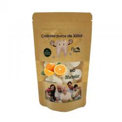 Caramelos de xilitol sabor Naranja bio 40x3.8g Abedulce - Imagen 1