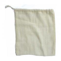 Bolsa malla algodon india 25x30cm Alternativa3 - Imagen 1