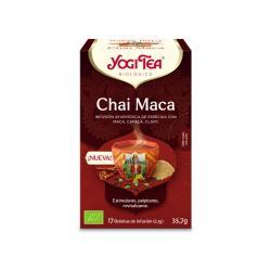 Yogi tea Chai Maca 17 filtros - Imagen 1