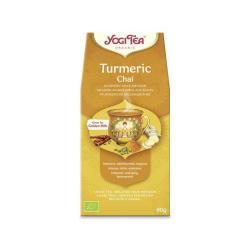 Yogi Tea curcuma/turmeric chai suelto Bio 90g - Imagen 1