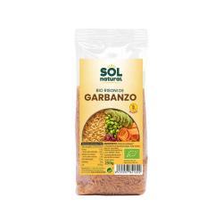 Risoni de garbanzo Bio 250g Sol Natural - Imagen 1
