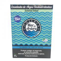 Ensaladas de algas deshidratadas bio 30 g Mar de Ardora - Imagen 1