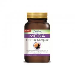 Mega Tripto Complex 60 capsulas Dietisa - Imagen 1